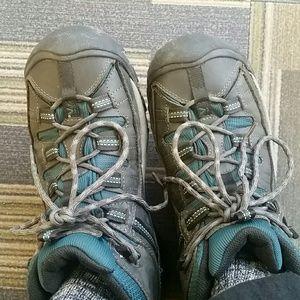 Keen Shoes - Keen Targhee mid II hiking boots