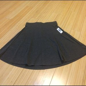 Brand new with tags grey skater skirt