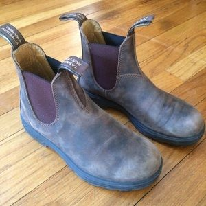 Blundstone Shoes - Brown Blundstone Super 550 Series Boots