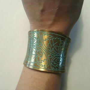 Anthropologie Jewelry - Anthropologie Wrist Cuff