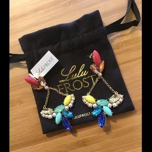 Lulu Frost Jewelry - NWT Lulu Frost Earrings