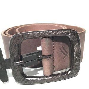 William Rast Other - William Rast Brown Leather Belt