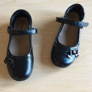 Other - Black Mary Jane Girls Shoes Size 1
