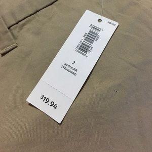 Old Navy Shorts - Two pairs of Old Navy khaki shorts