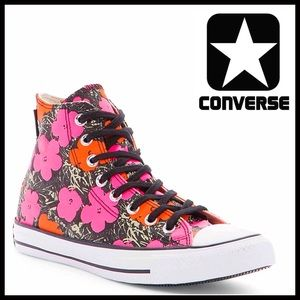 Converse Shoes - ⭐⭐ CONVERSE SNEAKERS Andy Warhol Stylish High Tops