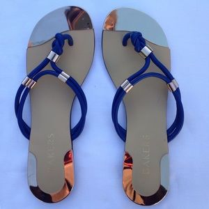 Bakers Shoes - Bakers Knot Thong Sandals