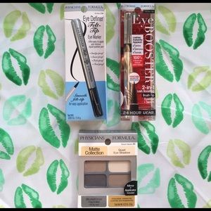 Physicians Formula Other - Physician's Formula eyeliner & shadow trio--NEW
