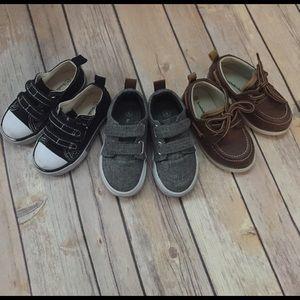 Koala Kids Other - Toddler Size 4 Shoe Bundle (3 Pairs)