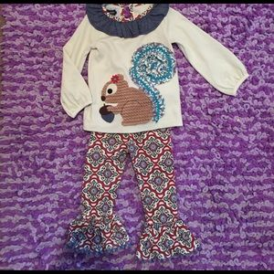Mud Pie Other - Mud Pie Outfit