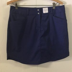 Adidas Pants - Adidas Blue Skort Athletic Skirt& Shorts in One 12