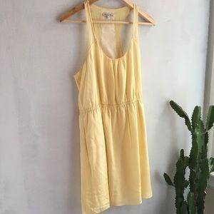 Gorgeous silk dress, Madewell