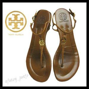 98231e1f0a1cb Tory Burch Shoes - FLASH SALE 🌺Tory Burch Emmy logo sandals 8.5