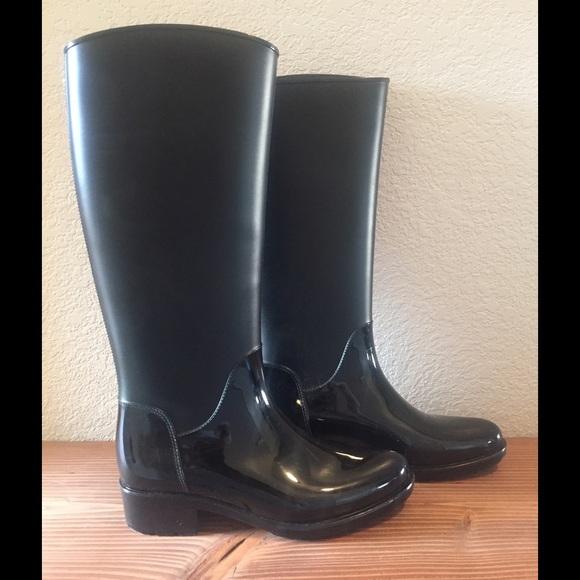 2eddbc30b6dce Sam Edelman Sydney Rain Boot size 8. M 58d1ae0c4e95a37d2c171159