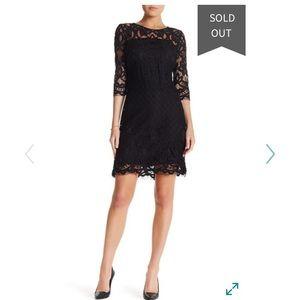Taylor Lace Shift Dress