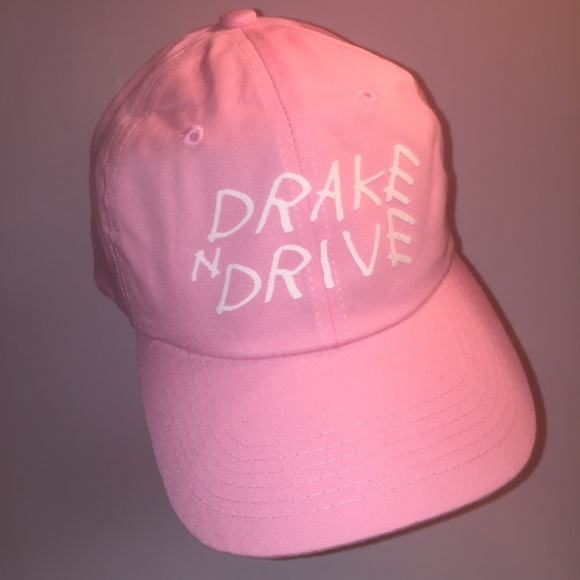 Accessories - Drake n Drive Dad Hat NWT 7792a96fefae