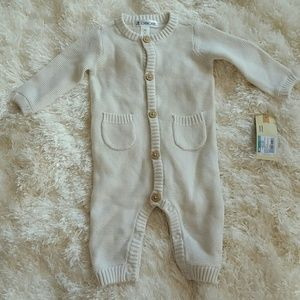 Cherokee Other - Brand new Sweater coverall size 3M