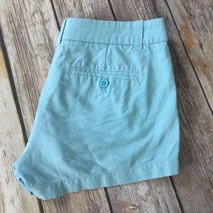J. Crew Pants - J Crew Linen Feel Chambray Shorts
