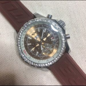 Breitling Other - Beautiful Men's Chronometer Water resistant watch
