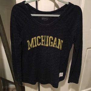 Original Retro Brand Tops - Michigan top