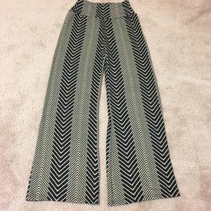 Pants - Fleecy Comfy Palazzo Pants