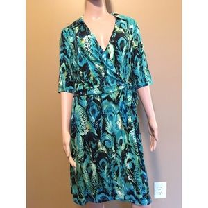 Miraclesuit Dresses & Skirts - ✨ Beautiful Wrap Dress by Miraclebody
