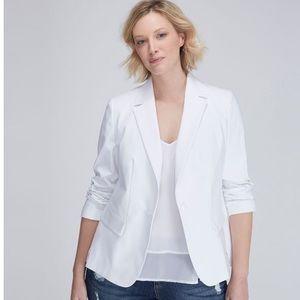 Lane Bryant Jackets & Blazers - NWT white blazer