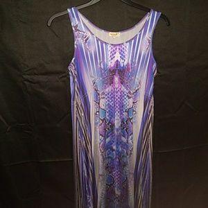 ONE WORLD Dresses & Skirts - Oneworld maxi dress Medium-large