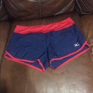 Mizuno Pants - Mizuno running shorts