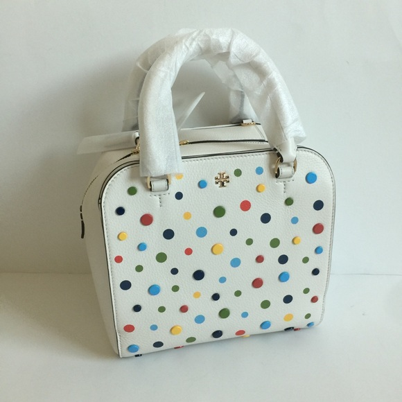 80aa927789d7 Reduced❤️TB Robinson Embellished Mini Satchel