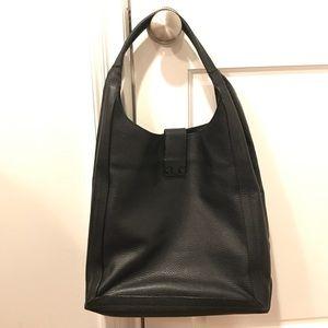Loeffler Randall Handbags - Loeffler Randall Bodega Tumbled Leather Hobo bag