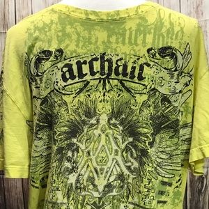 Affliction Other - Archaic by Affliction shirt sleeve t shirt