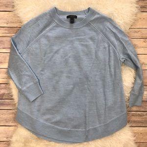 J. Crew Sweaters - J. Crew Merino Wool Swing Sweater
