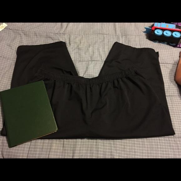 Cabin Creek Womenu0027s Plus Black Capris Pants Sz 34W