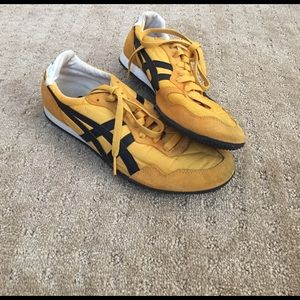 Onitsuka Tiger by Asics Other - Yellow Onitsuka Tiger Sneakers