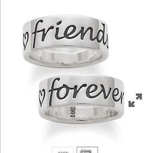 James Avery Jewelry - Friends forever ring