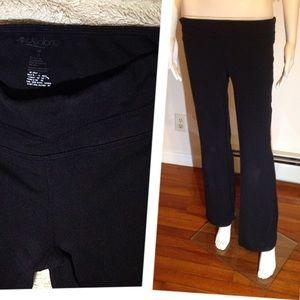 Ideology Pants - Black yoga pants size small