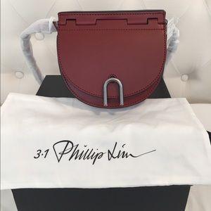 NWT 3.1 Phillip Lim Hana belt bag in Brick color