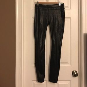 Blank NYC pleather pants