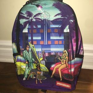 Moschino Handbags - Sprayground backpack NEW