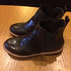 Pull&Bear Shoes - Pull & Bear Dark Wine Booties
