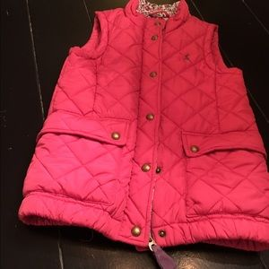 Joules Other - Girls Joules Vest