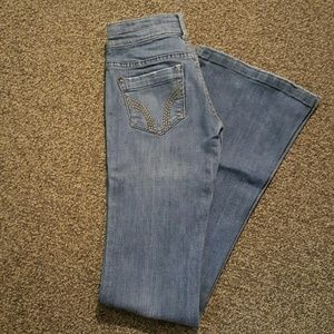Hollister Denim - Hollister Flare Jeans Sz 0