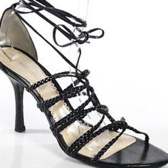 Armani Strappy sandals wD7A0B5