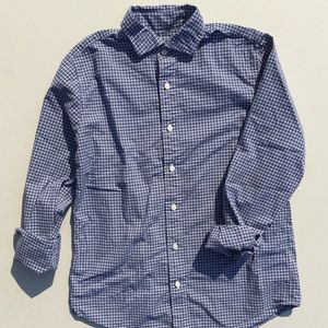 Jack Spade Other - JACK SPADE  ♠️  mens blue checked button shirt