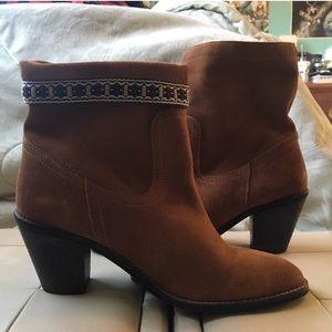 Steve Madden Shoes - Steve Madden leather brown boots