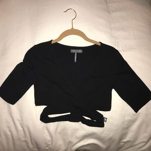 Kendall & Kylie Tops - Kendall and Kylie Crop Top