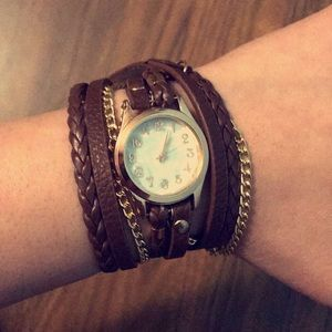 Accessories - Wrap around Watch