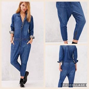 One Teaspoon Pants - One Teaspoon Utility Jumpsuit-Urban Outfitters