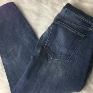 CURRENT/ELLIOTT JEANS: the rolled skinny: Size 27