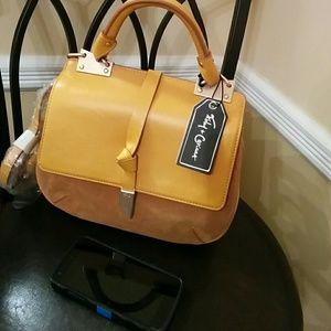 🆕Foley + Corinna Dione saddle bag genuine leather